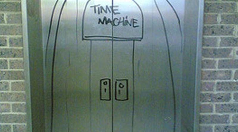 İspanyol Sahibinden Satılık Zaman Makinesi