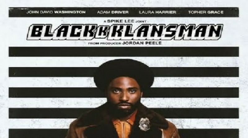 BlacKklansman: Politik ve Slogan Sineması