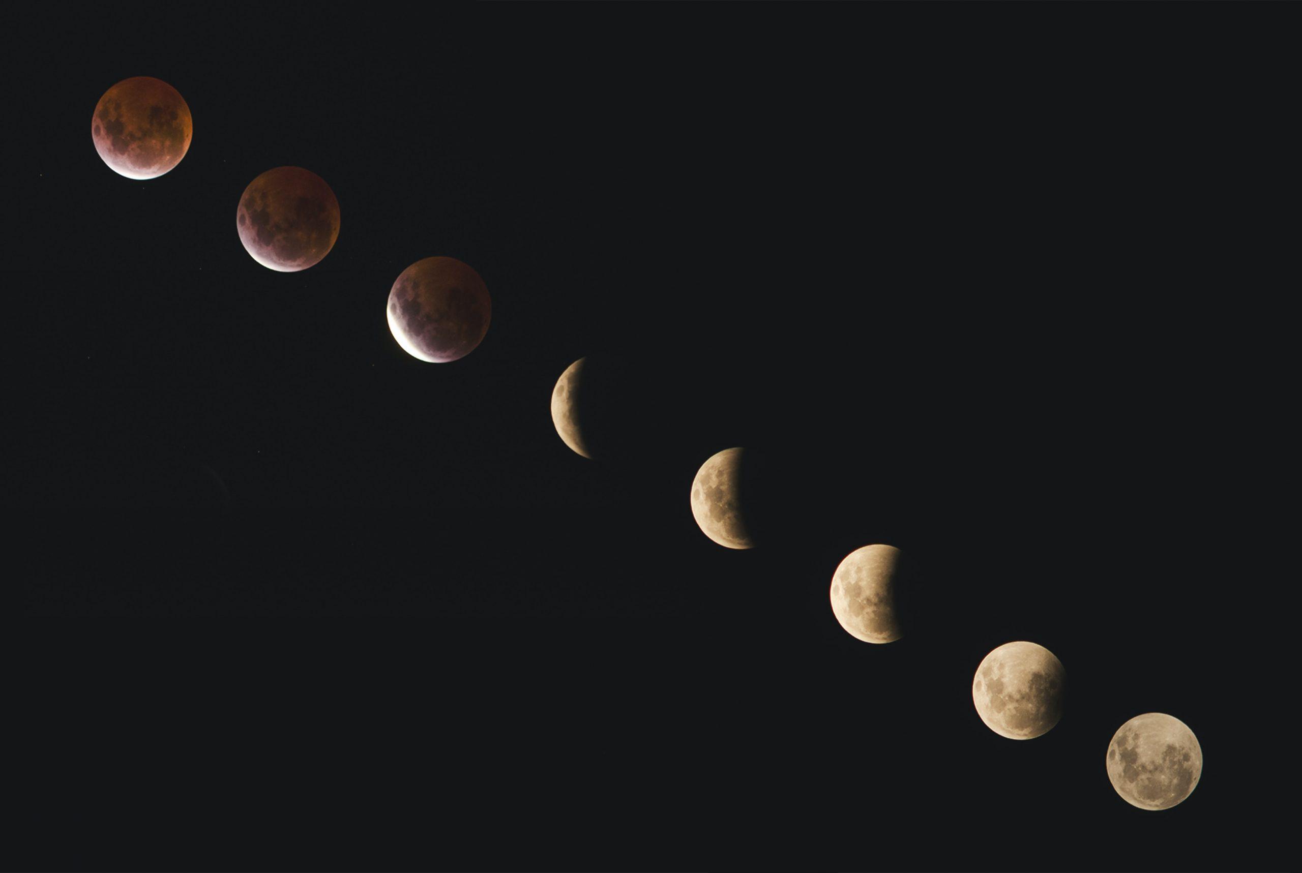 Ayın Dört Evresi